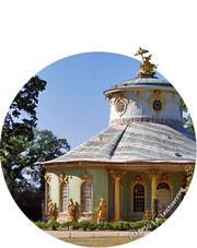 Chinesisches Teehaus im Park Sanssouci