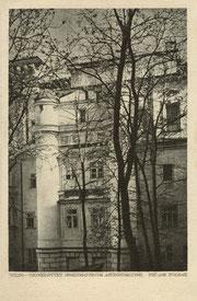 Astronomijos observatorija. Foto J. Bulhakas 1931m. / Astronomy Observatory. Photo J.Bulhak 1931