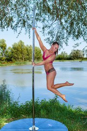 Poledance Outdoor, Poledanceshooting
