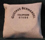 colophane BERNARDEL - Modèle d'Etude