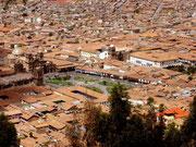 """Cuzco - """"Der Nabel der Welt"""""""