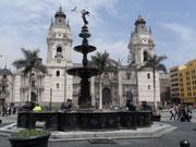 Lima - Kathedrale