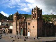 Cuzco - Kathedrale