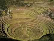 Moray - Freilichtlabor der Inka