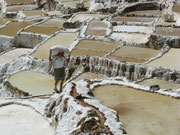 Salzterassen bei Maras