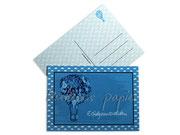 postkarte kathrinspapier
