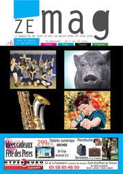ZE mag MDM N°6