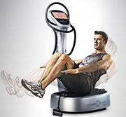 Power Plate Training im Old School Fitness Studio Wattwil