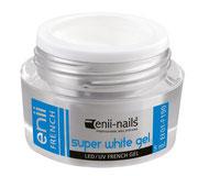 french white senza dispersione per unghie eniinails nailspro