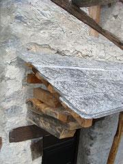 Tetti in pietra (piode 2000)