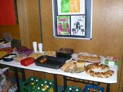 Schulweihnachtsfrühstück