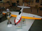 Mein Reno Racer der             Saison 2009 mit den erflogenen Erfolgen :-))  u.a.  DM 2009