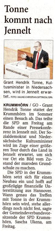 Ostfriesenzeitung 05.06.2021