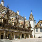 Hôtel-Dieu in Beaune