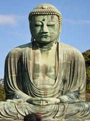 「武家の古都・鎌倉」構成資産の鎌倉大仏