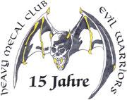 15 Jahrespatch