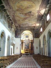 Firenze - Chiesa di Borgo Pinti