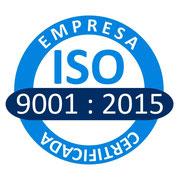 Persianas con Certificación ISO 9001 : 2015