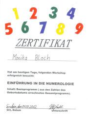 Nummerologie