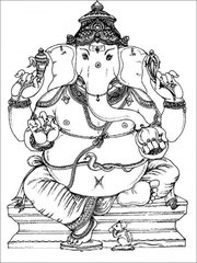 Ganesha, the Lord of Success