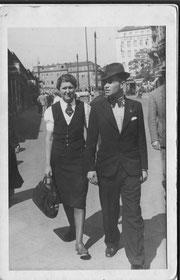 Gerhard und Minna Stoye