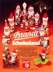 1978 - Zeitschriftenwerbung Schokoladenhohlkörper