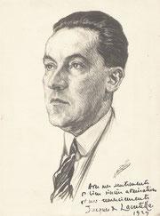 Jacques de  Lacretelle   1928