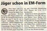 Cronenberger Woche Bericht vom 15.07.2005 DRLT