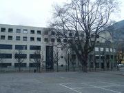 Pavillon «C» de l'école