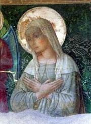 B. Angelina da Montegiove, eremita