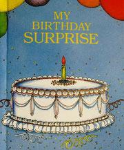 『びっくり誕生日』表紙・大人向き