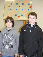 Lucas et Mickaël