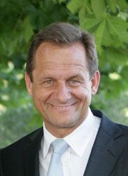 Stiftungsvorstand Alfons Hörmann