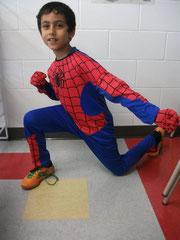 Ilias, notre super-héros