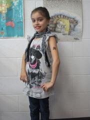 Hania, notre artiste