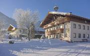 Winterurlaub Walchsee Sattlerhof