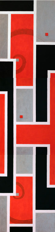 Tribeca 4-6   P8×3   333mm×1365mm(3pieces)   Acrylic 2012