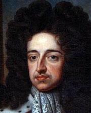 Портрет Вильгельма III Оранского, работа Кнеллера.