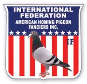 INTERNATIONAL FEDERATION OF AMERICAN  HOMING PIGEON FANCIERS