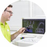Digitales Röntgen für weniger Strahlenbelastung