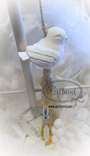 www.perltrend.com Duft Gips Ornament Dekoration Home