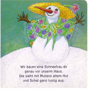 "Pappe ""der Schneemann Willibald"", arsEdition"