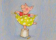 """aus  """"Familie Schwein macht rein"""", Esslinger"""
