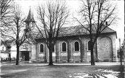La première église