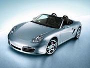 La Porsche Boxster S