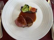 防虫網の高所工事