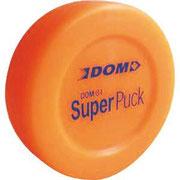 Palet de hockey de marque DOM pour enfants pas cher.