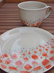 """Klatschmohn"" Set 36,50 €"
