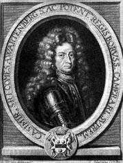 ワルテンベルク伯爵ヨーハン・カジミール・フォン・コルベ