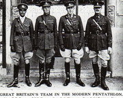 1924 Paris: Great Britain's team